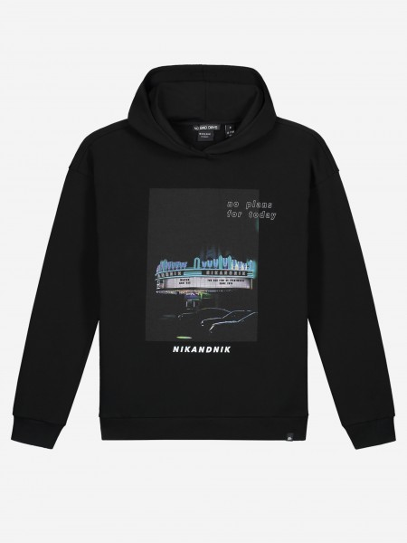 Sweater with artwork