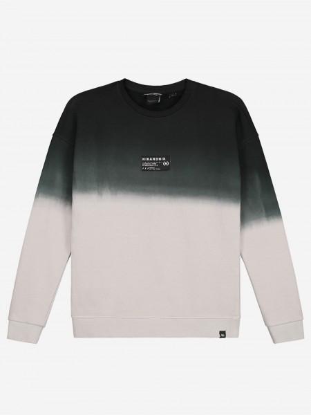 Beige dip dye sweater