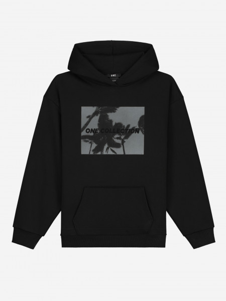 HOODIE WITH ONE COLLECTION ARTWORK