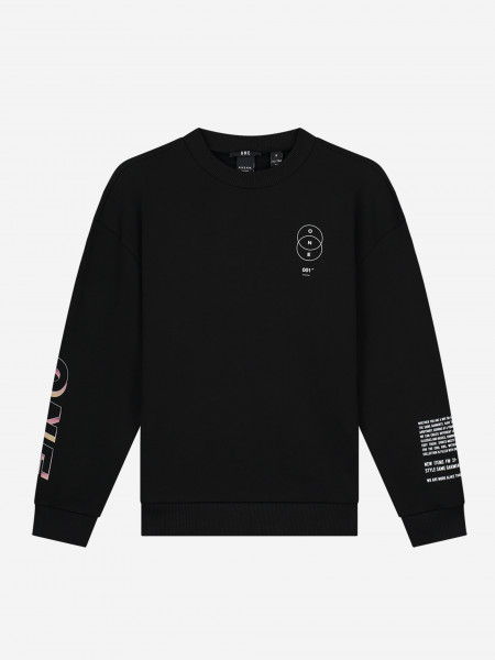 Sweater with ONE artwork