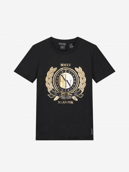 Gold NIKANDNIK t-shirt