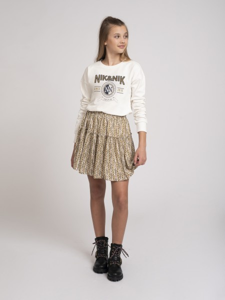 Tory Chain Skirt