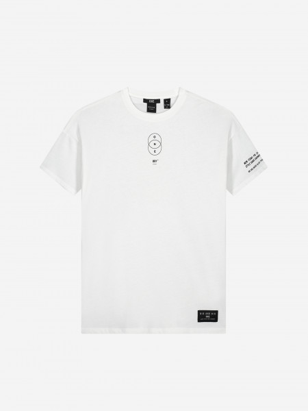 T-SHIRT WITH ONE COLLECTION ARTWORK
