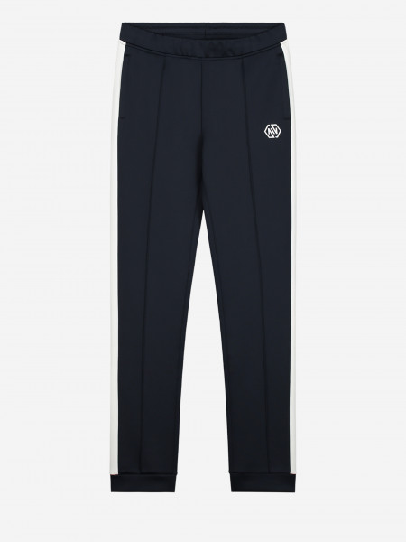 Trackpants with white trim