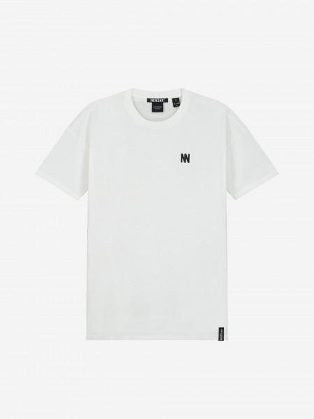 T-Shirt met artwork