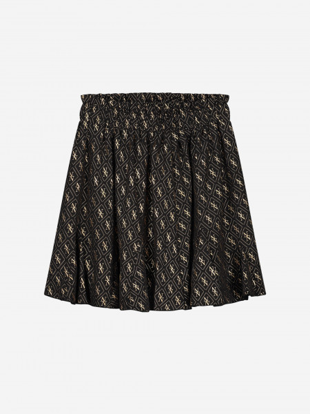 NN A-line glitter skirt