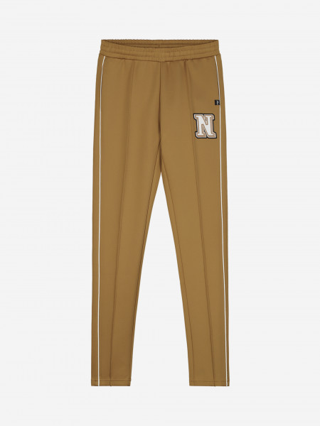 TRACKPANTS WITH STRIPES AND N LOGO