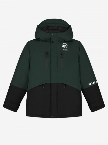Color block Ski Jacket