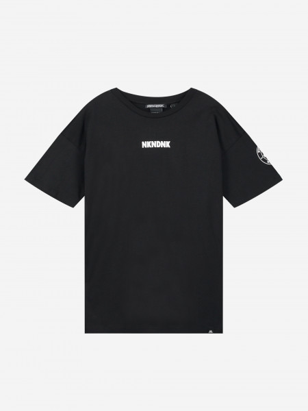 NKNDNK t-shirt with dropped shoulders