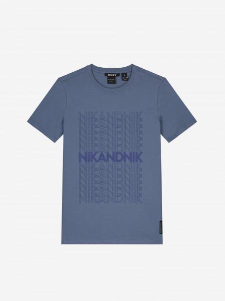 T-SHIRT MET NIK&NIK-ARTWORK