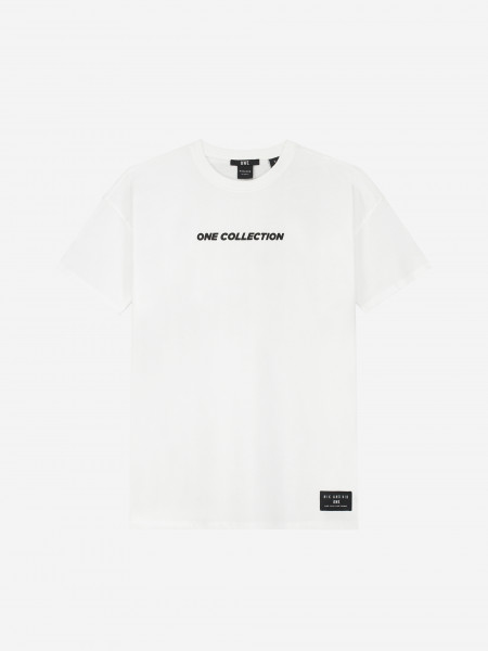 T-SHIRT WITH ONE COLLECTION LOGO