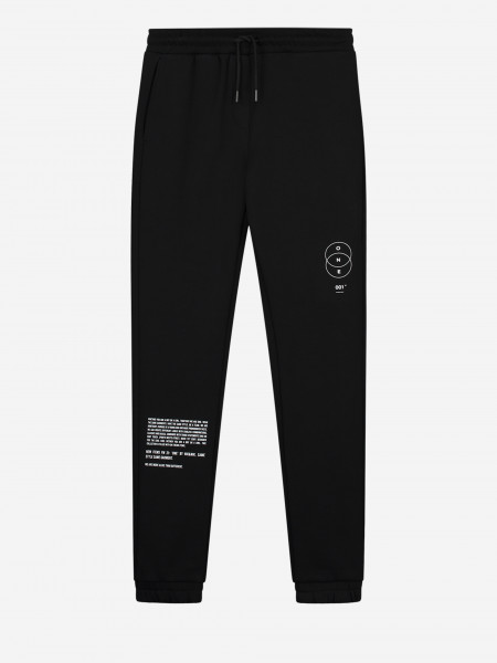 Sweatpants with ONE artwork
