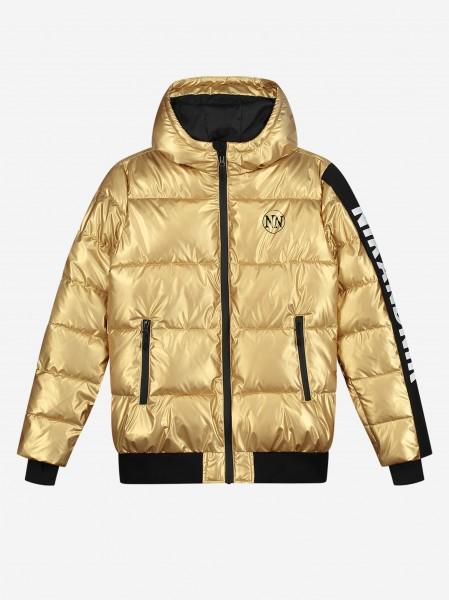 Ski jas met NIK&NIK logo mouw