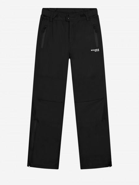 Zwarte ski broek met NIK&NIK bretels